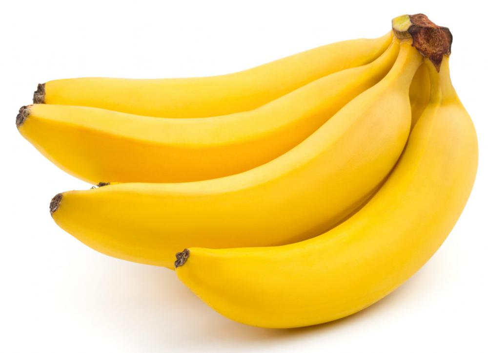 Bananas can be used to sweeten farina.