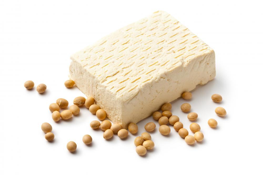 Tofu is very common in Hunan cuisine.