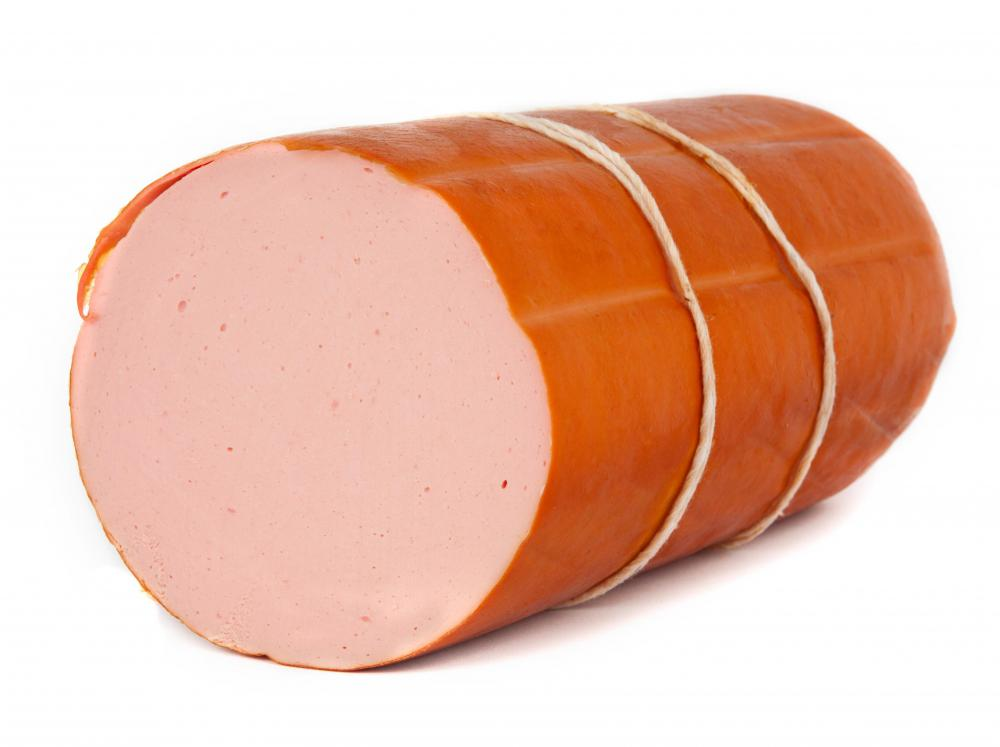 Bologna is a popular, inexpensive spiced sausage.