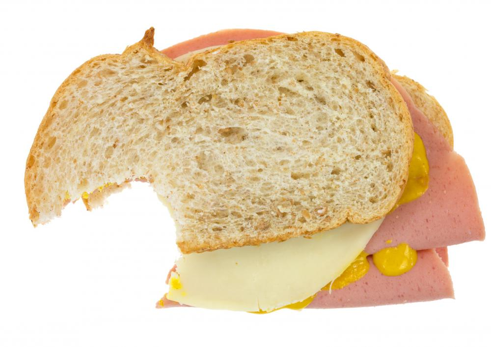 Bologna is commonly used in sandwiches.