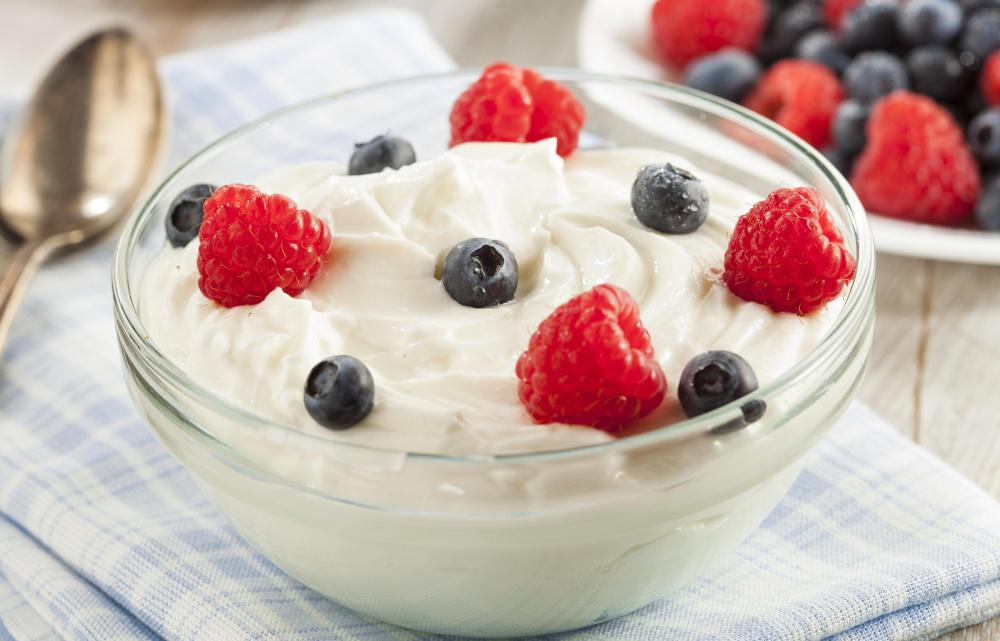 The process of pasteurization destroys the active bacterial cultures that make yogurt so nutritious.