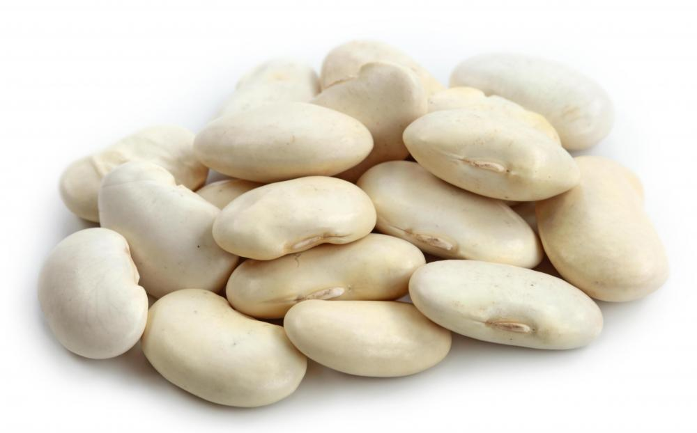 Butter beans are a seed but are also considered a vegetable.