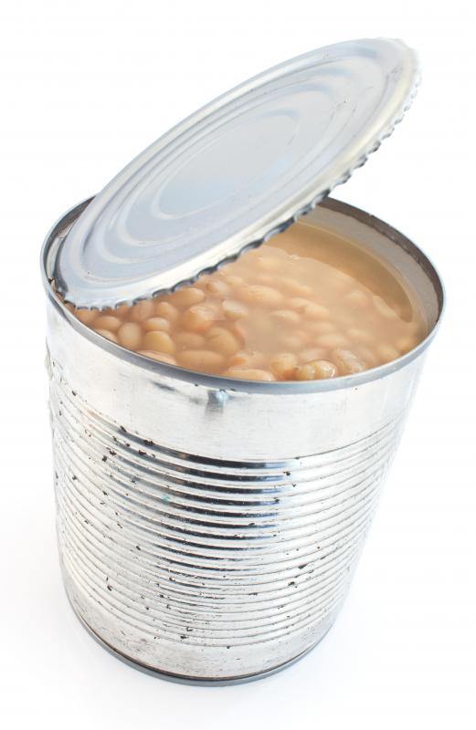 Pinto beans are often used to make refried beans.