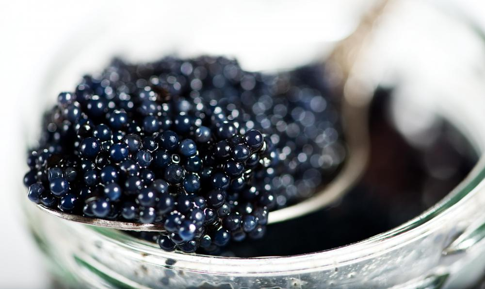Caviar spoons are designed to prevent the eggs from getting a metallic taste.