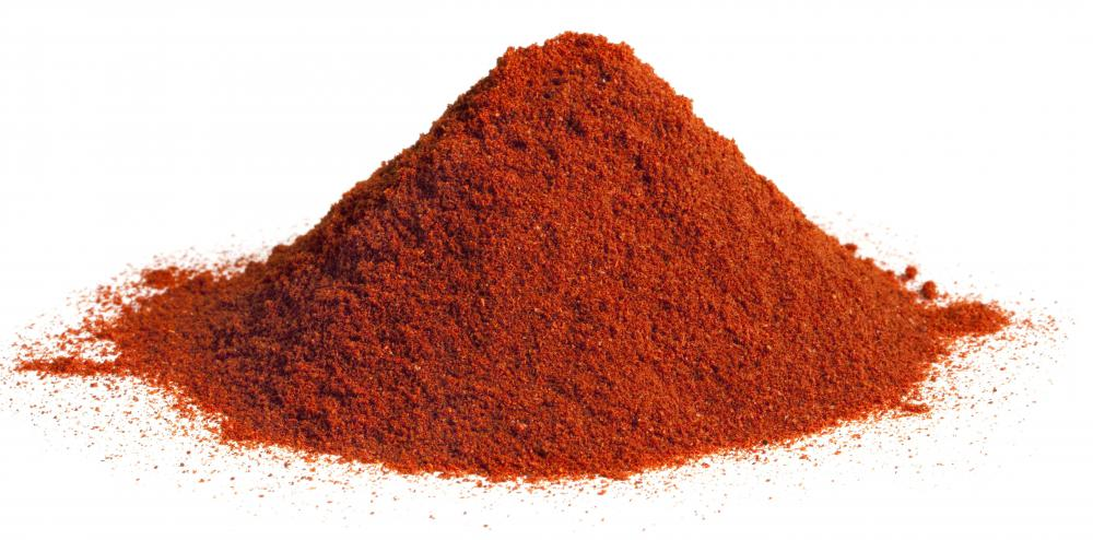 Chili powder.
