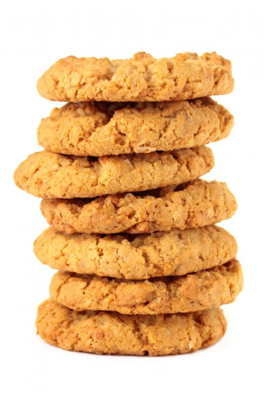 Arrowroot is sometimes baked into cookies to make them more palatable to those with sensitive stomachs.
