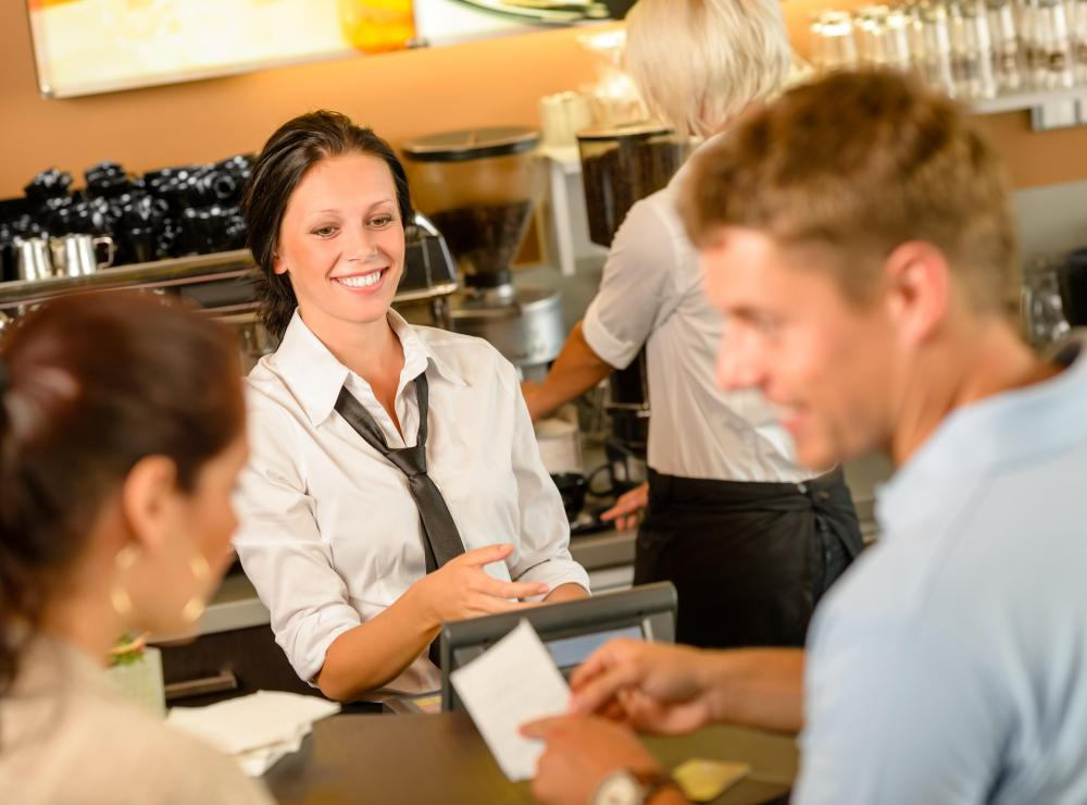 Etiquette in a diner or bistro may not be as rigid as in a formal restaurant.