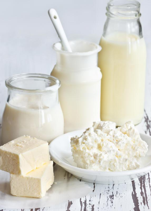 Lactose primary comes from milk and other dairy products.