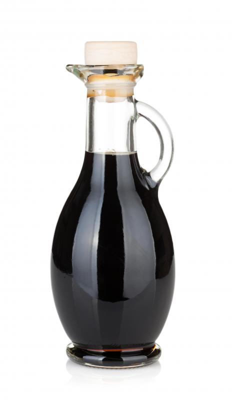 Soy sauce can be used as a substitute to wine in reduction sauce recipes.