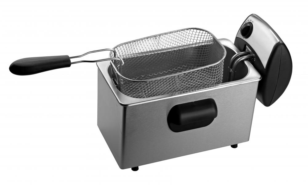 Deep fryers are a popular type of cooking equipment.