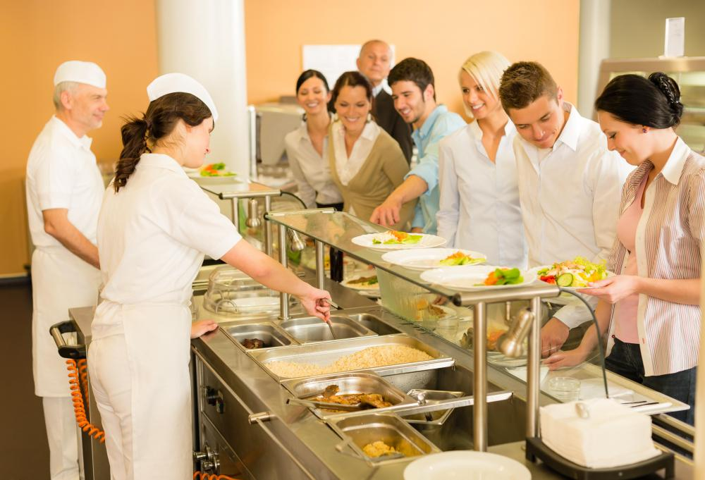 Casino owners rely on buffet offerings to help keep gamblers from leaving their premises.