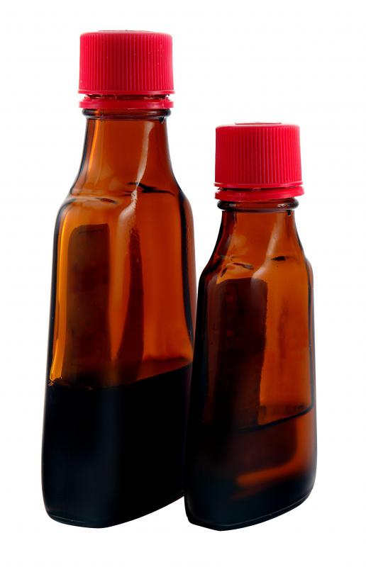 Almond extract is commonly used in baking.