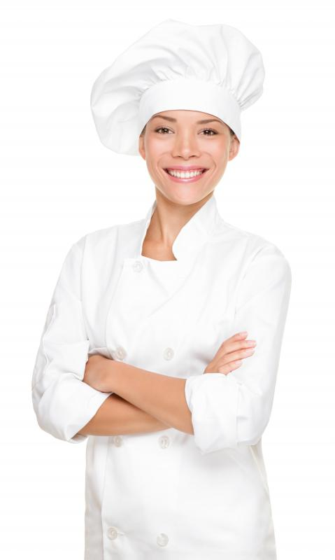 A Chef de Partie can hold a variety of positions in the kitchen.
