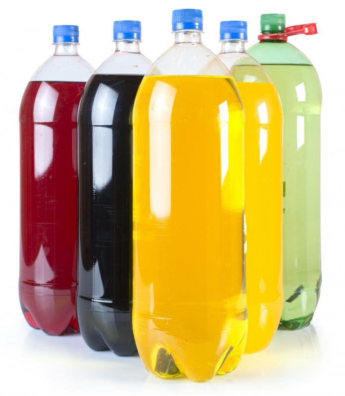 The type of water used in soft drinks can create major differences in taste and safety.
