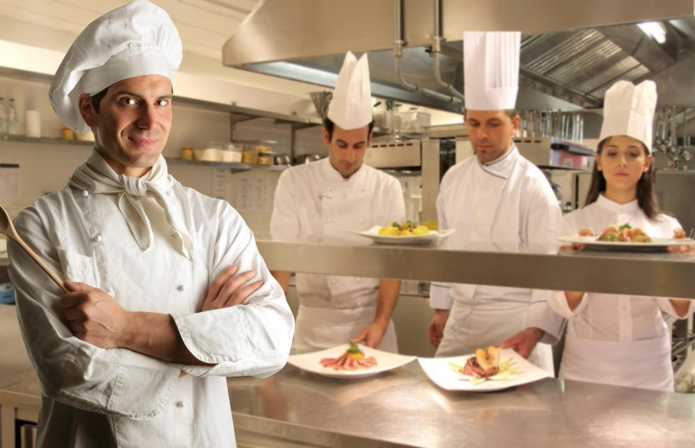 A maitre d will work closely with the chefs and kitchen staff to ensure the restaurant is running smoothly.