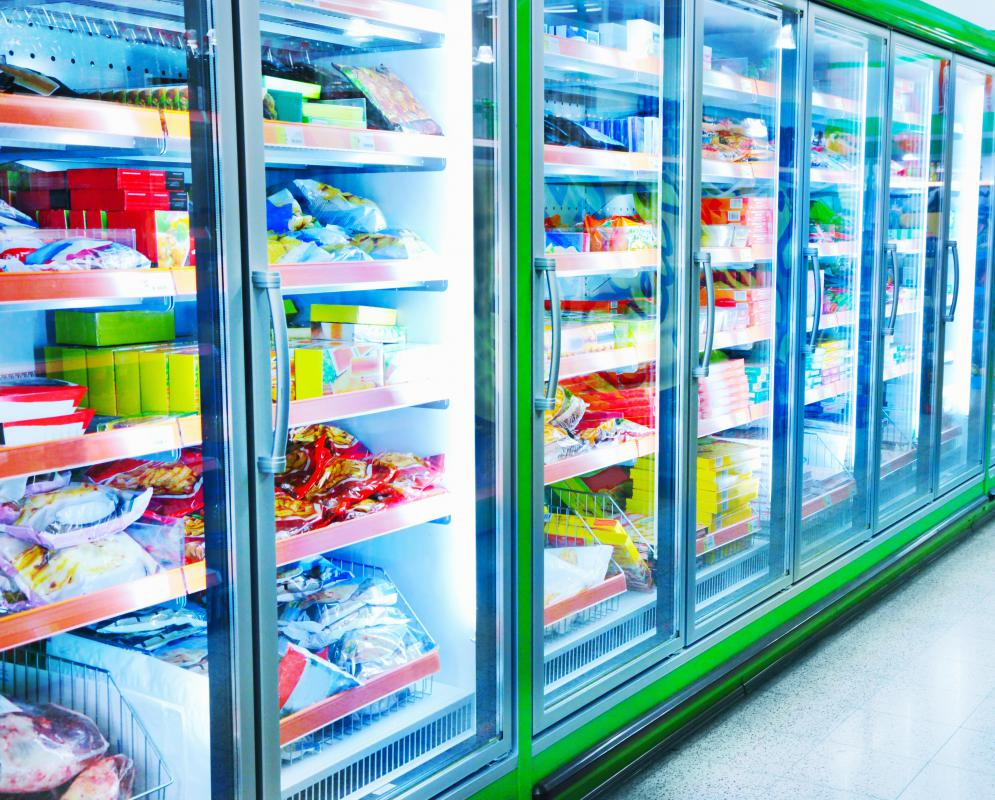 Frozen foods can retain their nutritional value for up to one year, whereas fresh vegetables cannot.