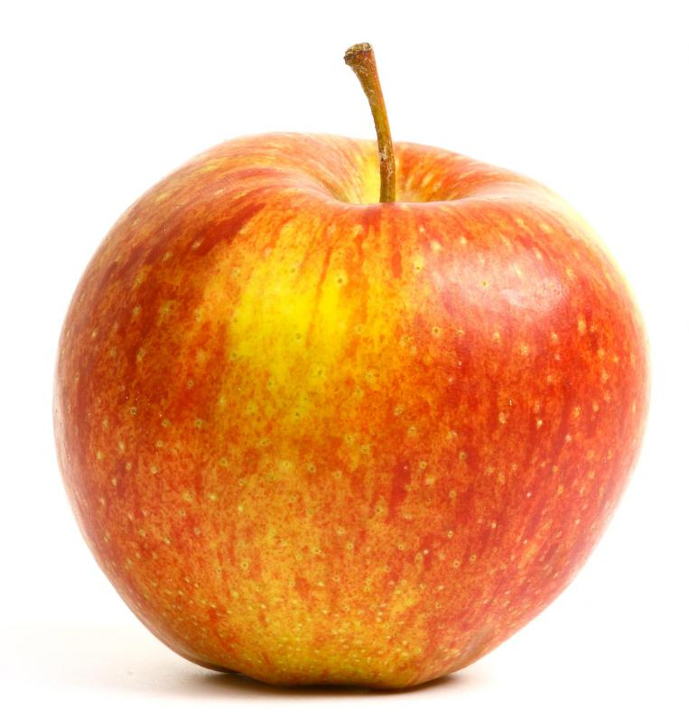 Apples are often used in fruit salads.