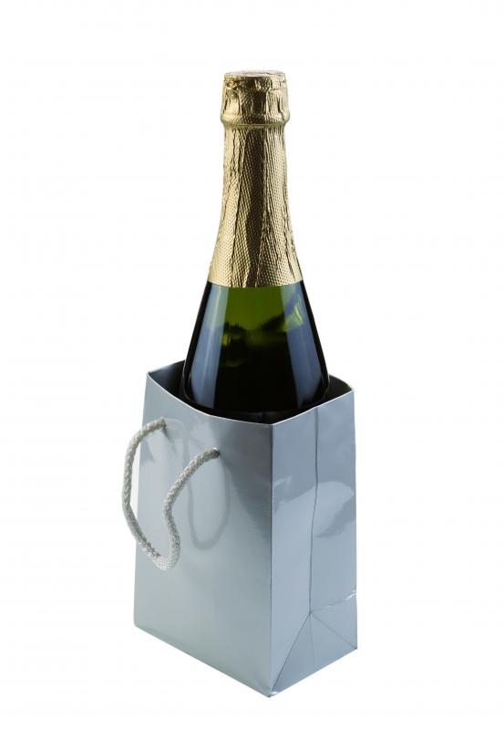 Prosecco is often compared to Champagne due to their light flavors.