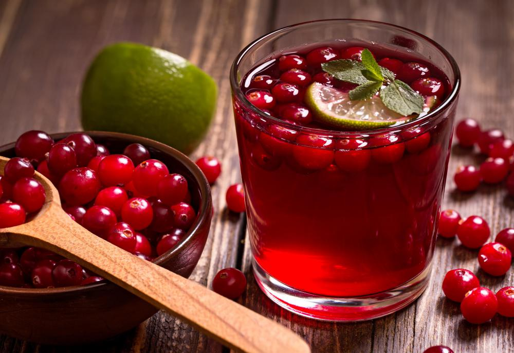 If a fuzzy navel is made using cranberry juice, the drink is called a WooWoo.