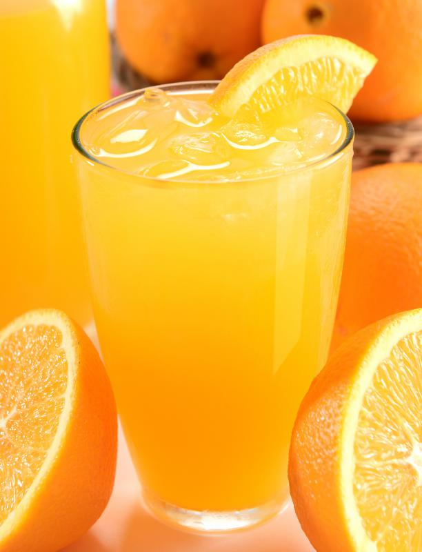 Calcium-fortified orange juice is the most common nutraceutical food.