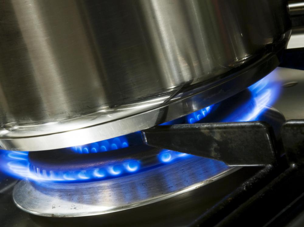 Heat diffusers may be especially useful with a gas range, which does not heat as evenly as an electric cook top.