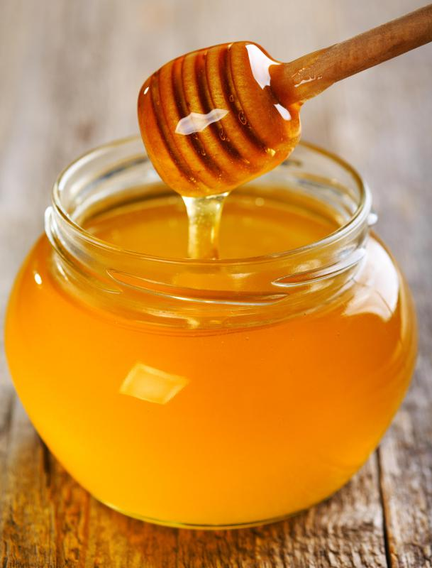 Ancient Egyptians used honey to make sweetmeats.