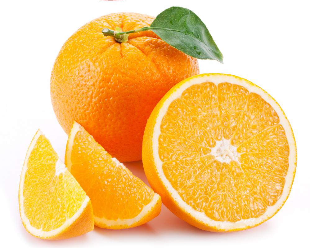Once citrus fruits are picked, they will not ripen anymore.