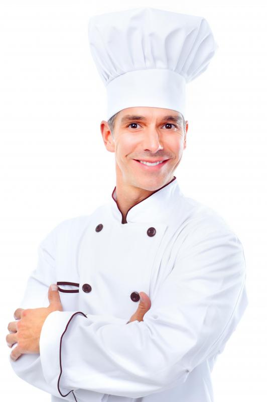 A line cook has a specific responsibility for part of the kitchen rather than the whole operation.