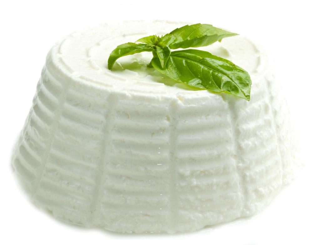 Goat cheese comes in various forms, but it is typically soft and spreadable.