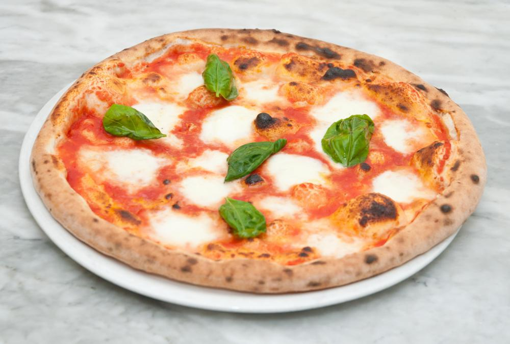 Italy's Pizza Margherita was named for a queen.