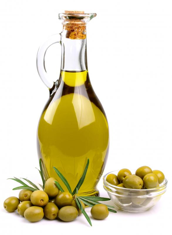 Despite its health benefits, extra light olive oil doesn't work well in fried dishes.