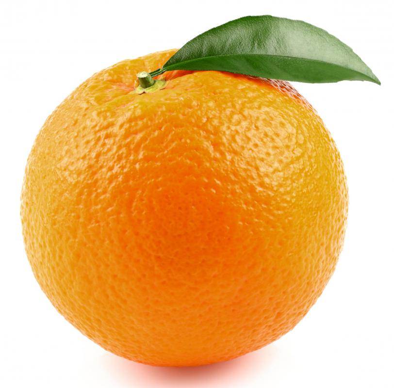 Oranges can be used in the creation of fruit salad.