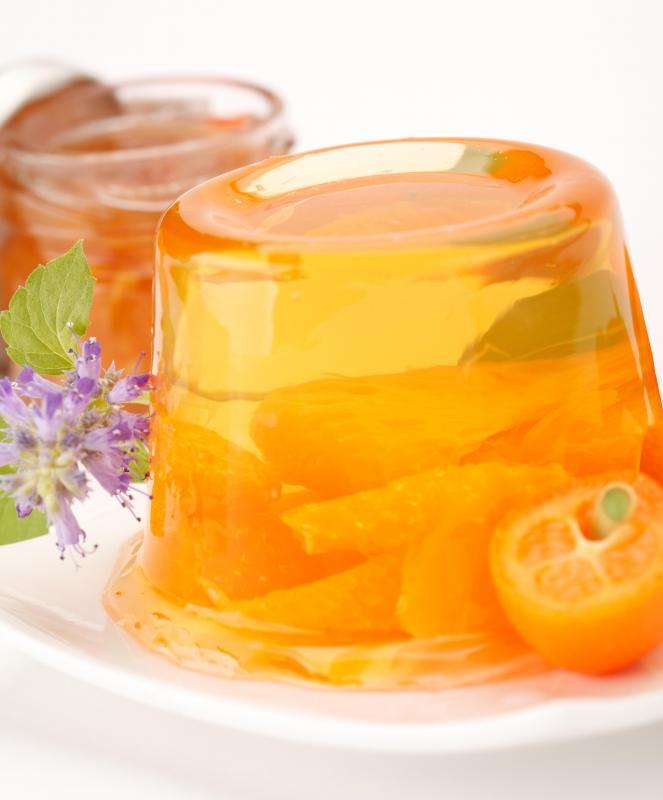 Many gelatin products are kosher, although Jell-O itself is not.
