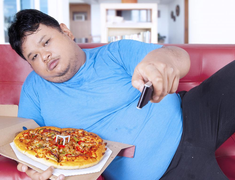Obesity rates continue to skyrocket in industrialized nations where people consume large amounts of packaged and process foods.