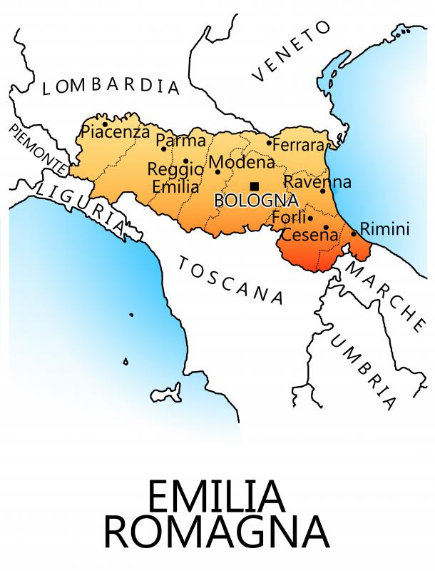 Lambrusco, which is one of the most popular types of frizzante, originated in the Emilia Romagna region of Italy.