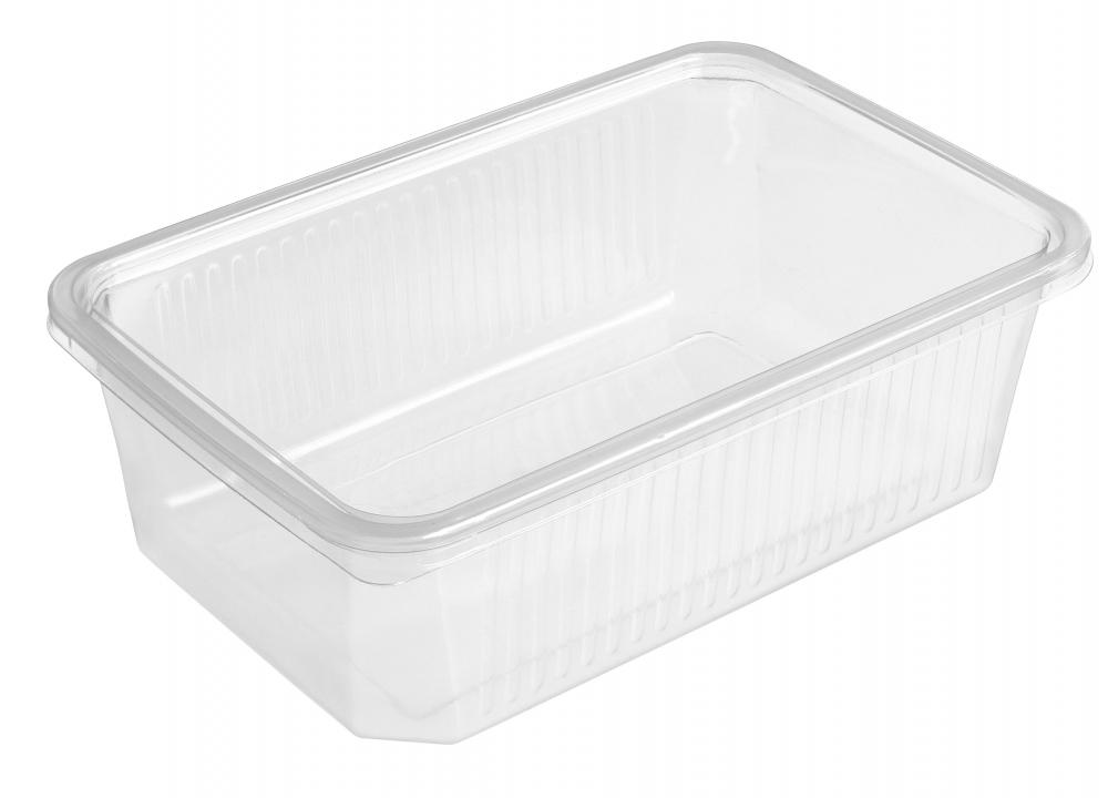 It is important to store leftovers in resealable containers so they remain fresh.