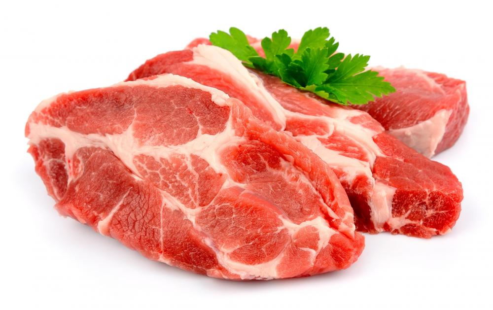 High-quality beef is not necessary for Szechuan beef.
