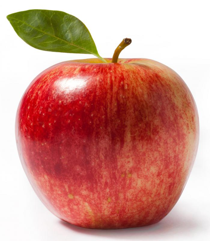 Apples have lots of simple carbohydrates.