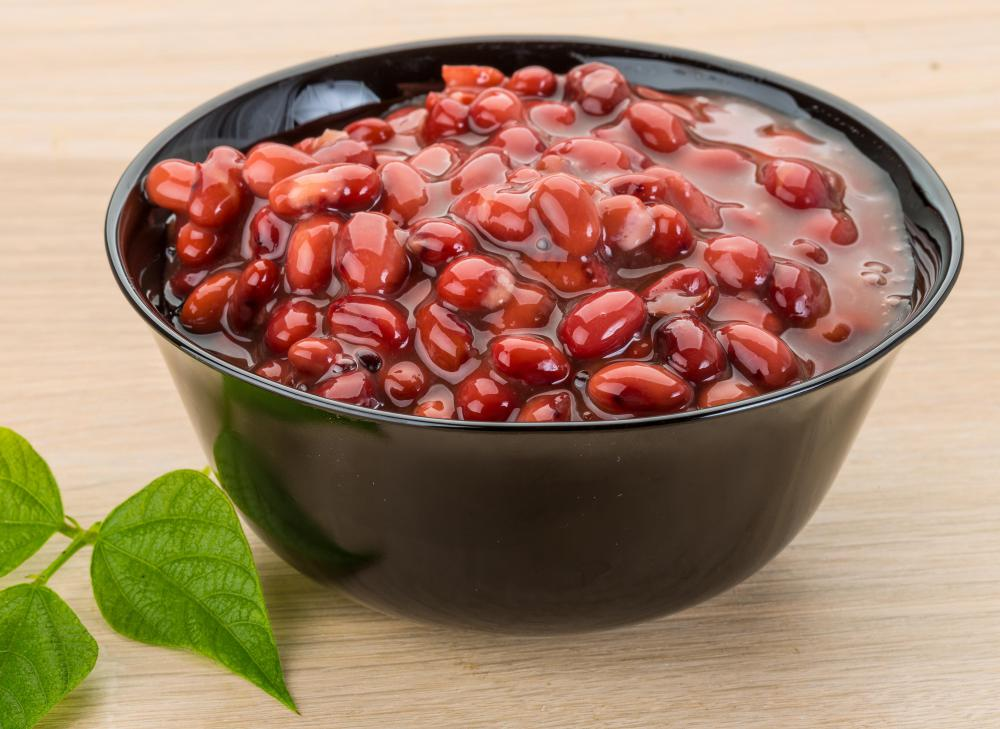 All varieties of red beans have similar nutritional properties.