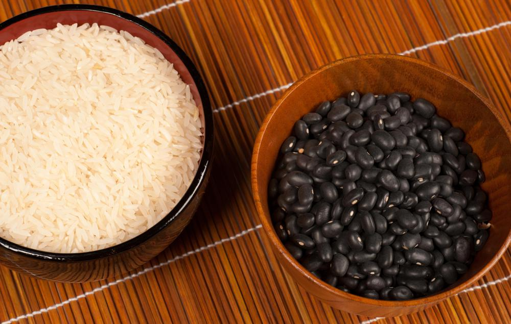 Black beans are included in the Chinese version of black soup.
