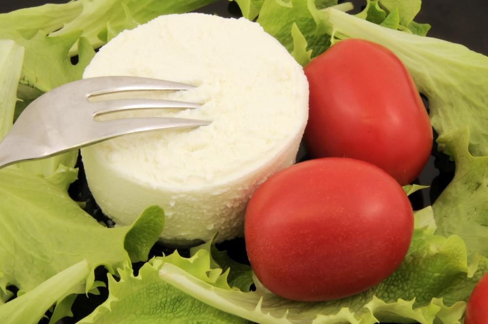 Ricotta can usually replace cottage cheese in a dish one for one.