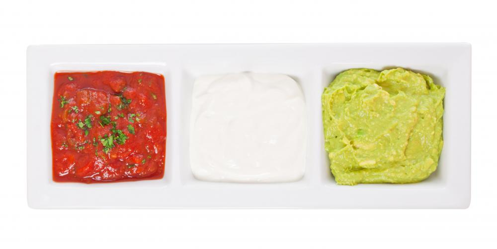 Monosodium glutamate may be added to guacamole.