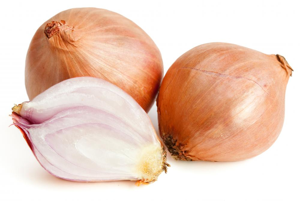 Shallots are often called root vegetables, but they're actually bulbs.