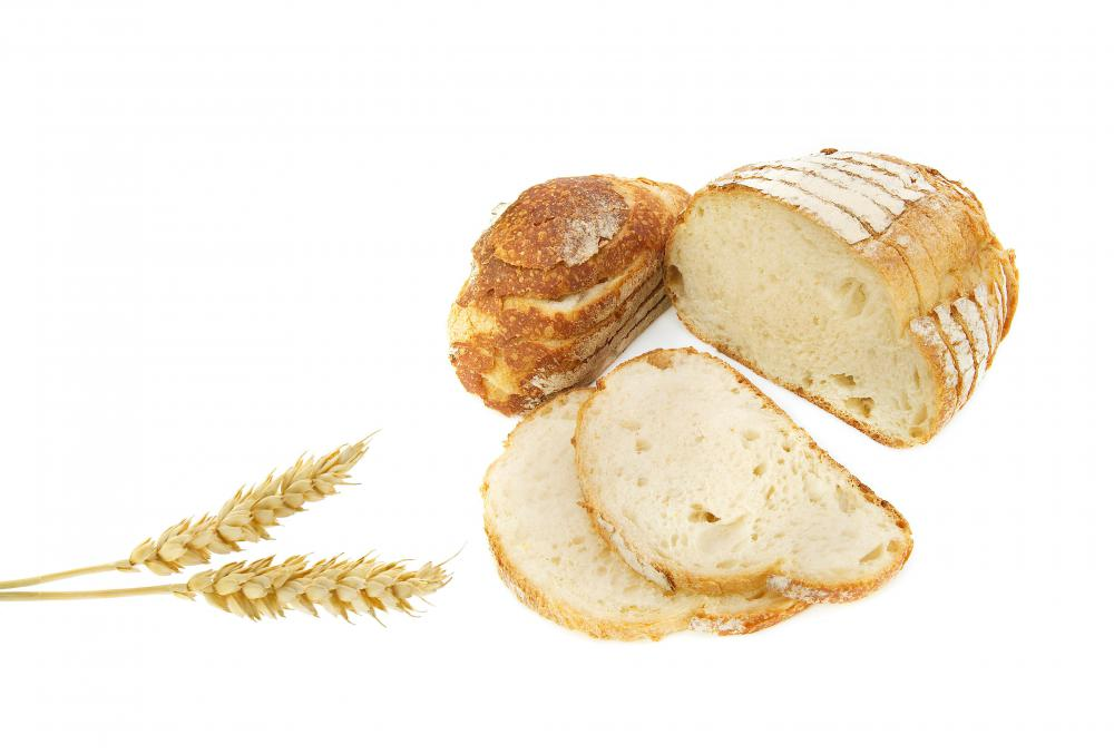 Fermented bread has a considerably lower glycemic index.