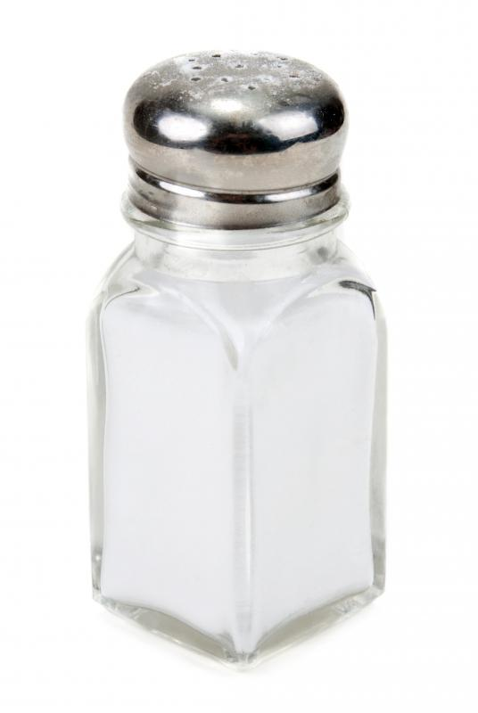 A salt shaker could be considered a type of mufineer.