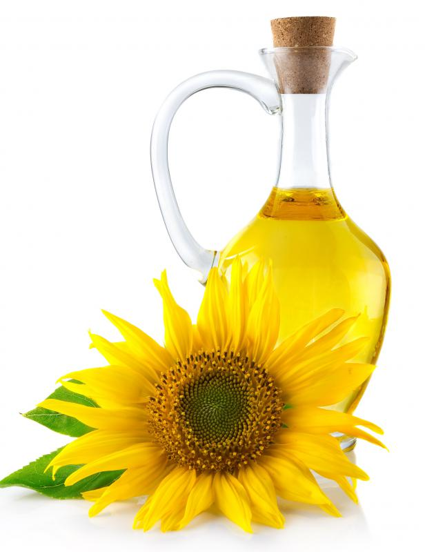 Because of it's high polyunsaturated and monounsaturated fat content, sunflower oil should be refrigerated.