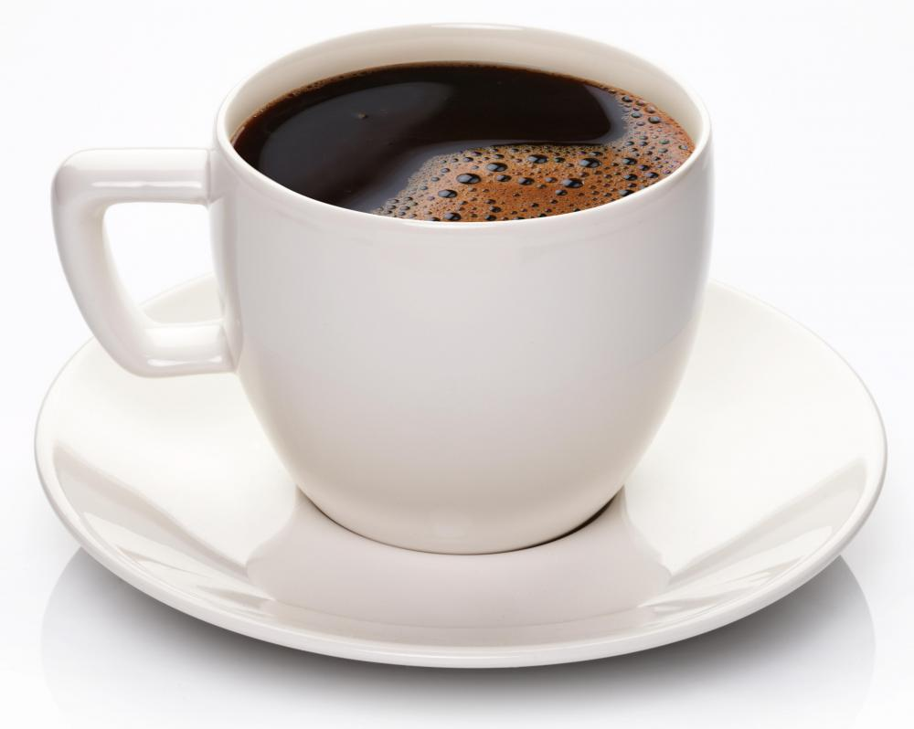 The type of cream added to coffee usually has a fat content of approximately 15 to 30%.