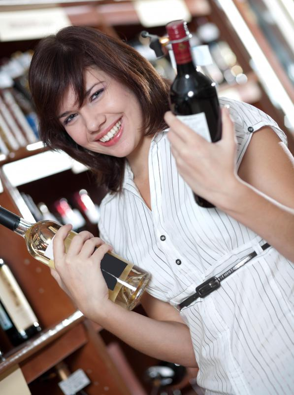 At least three years in the wine and beverage industry are required before taking sommelier courses.